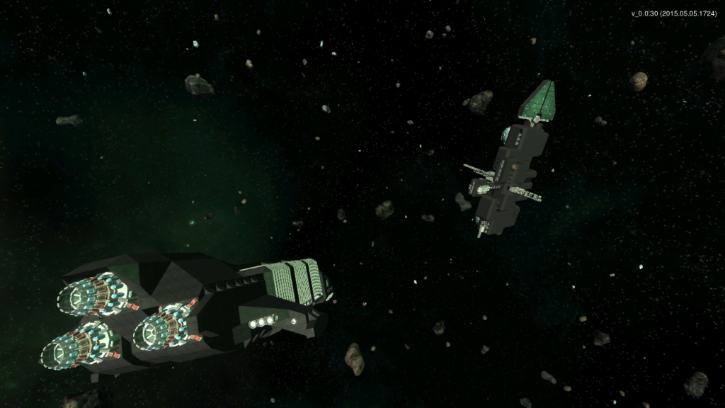 asteroid ramming - photo #5